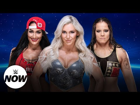 The «Fearless»: Nikki Bella, Charlotte Flair Shayna Baszler roundtable interview: WWE Now
