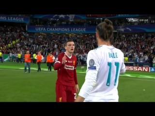 Гарет Бейл vs Liverpool Финал ЛЧ 2018 (26_05_2018)