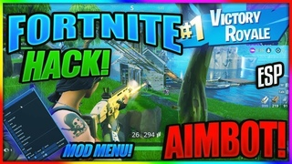 ✅FORTNITE HACK DOWNLOAD FREE How to HACK FOR FORTNITE [PC PS4 Fortnite Hack SEASON 7 FORTNITE CHEAT]