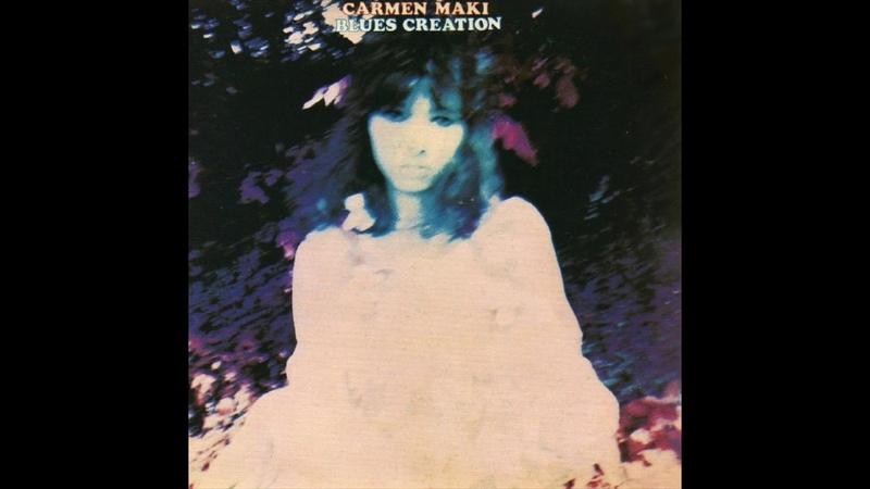 Carmen Maki Blues Creation | Album Carmen Maki Blues Creation | Rock • Blues | Japan | 1971
