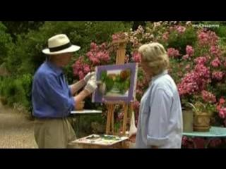 David Dunlop 9-Американские импрессионисты в Живерни, Франция.