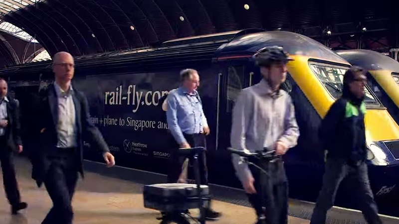 Seamless Travel with Rail-Fly | Singapore Airlines