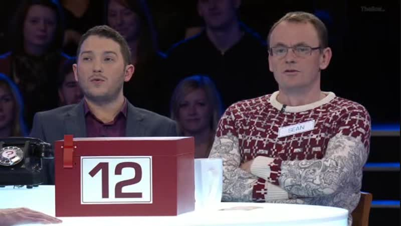 8 out of 10 Cats does Deal or No Deal (04.01.2013)
