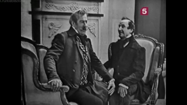 Барышня-крестьянка (1970) - Телеспектакль, драма, мелодрама, экранизация