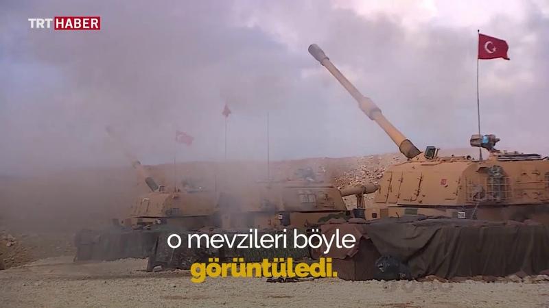 TRT Haber Zor Mağar'da yuvalanan teröristleri görüntüledi Harika _ Videolar Live De
