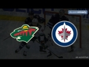 Minnesota Wild – Winnipeg Jets, 21.04.2018