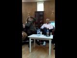23 октября 2018. Славная квартира. Мюзикл Идиот. Крёстные братья. Александр Осинин, Сергей Рубальский.