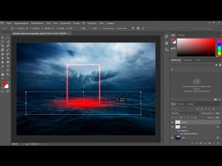 [Atlantis] Уроки Photoshop. Как сделать свечение