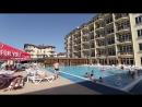 Курортный отель Ателика Гранд Меридиан обзорный ролик ВИТЯЗЕВО