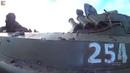 Ukraine war - battle footage
