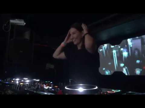 Hot Stuff 022 with Fernanda Martins LIVE at Storm Club, Prague, Czech Rep. (SEPT2018)