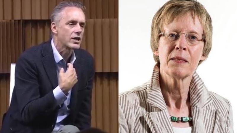 Linguistic Professor CONFRONTS Jordan Peterson on Gender Pronoun, Instantly Regrets It
