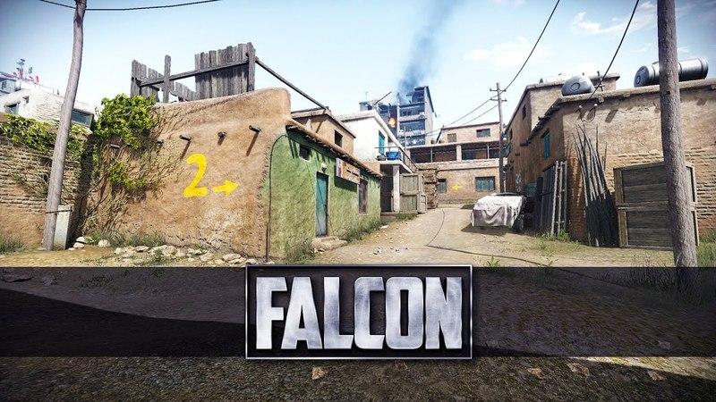 Фалькон против Епи5ет