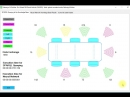Ten Ultrasonic Sensors user interface