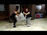 Приглашение на курс по кубинской РУМБЕ в Salsa Picante