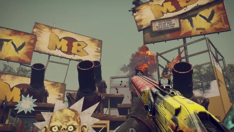 RAGE 2 – Official Gameplay Trailer PEGI