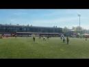 11.05.2018 Академия синии vs Кречет 1тайм