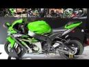 2018 Kawasaki Ninja ZX10R Walkaround 2017 EICMA Milan