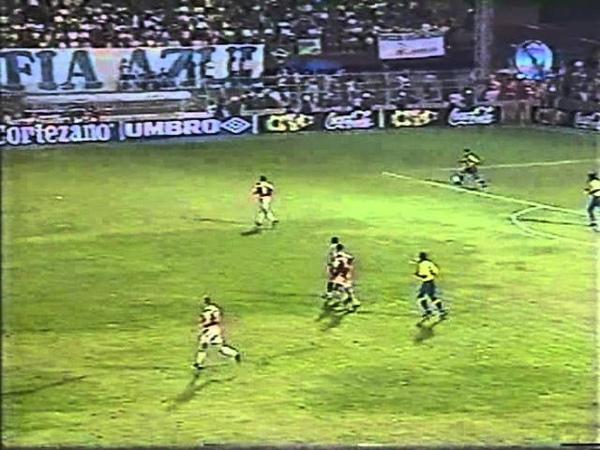 Brasil 3x1 Polônia - 1996 - Amistoso