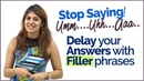 Conversation Fillers English Phrases to avoid Awkward Silence Thinking in English Small Talk