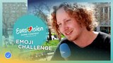 The Emoji-Challenge: Угадай песню Евровидения