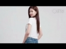Kim Minjoo for Yonsei Milk Yonsei Coffee Photoshoot Behind