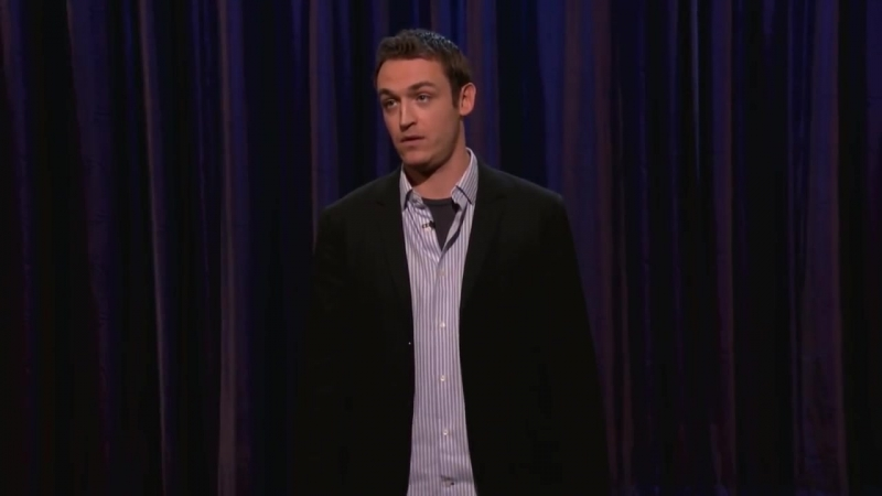Russians are scary (Dan Soder-Stand Up-01.07.13)