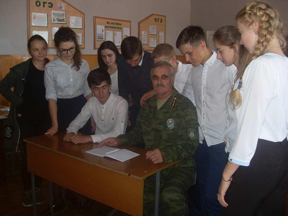 В Зеленчукском районе школьникам рассказали о главном богатстве КЧР