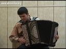Песня для ДжоР.Гальяно - исполняет Баянист Вячеслав Абросимов