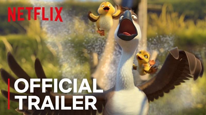 Duck Duck Goose Official Trailer HD Netflix смотреть онлайн без регистрации