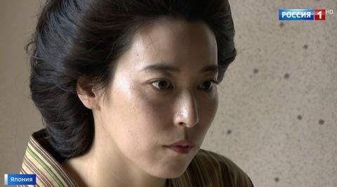 В плену у сакуры в Мацуяме снимают фильм о любви русского военнопленного и японской девушки