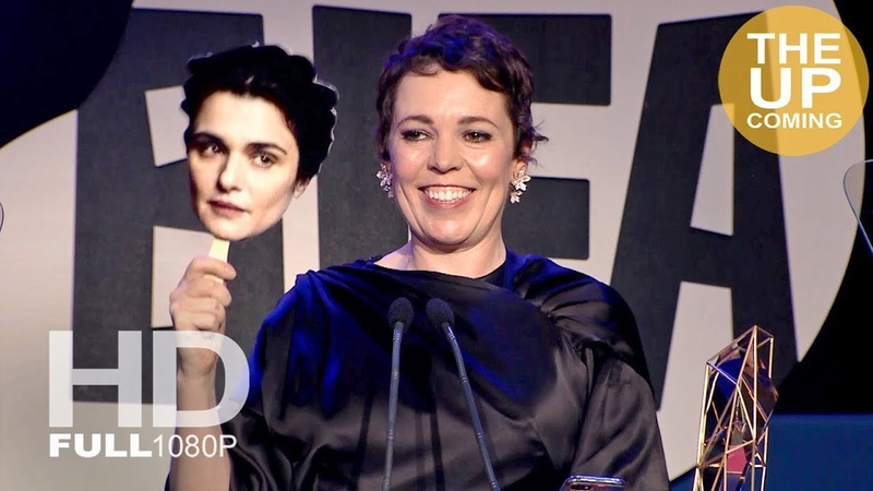 Rachel Weisz wins Best Supporting Actress at BIFAs 2018 for The Favourite Olivia Colman receives it