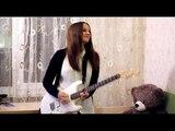 Jimi Hendrix - Purple Haze (guitar cover)