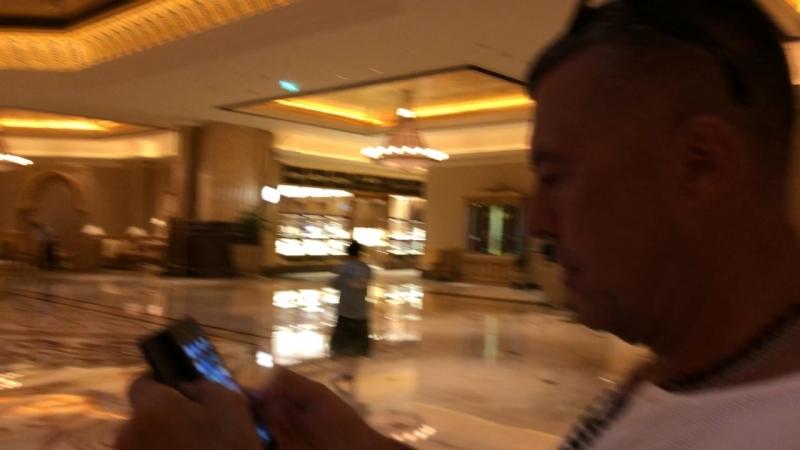 Абу Даби. Отель»Эмират Палас»21.05.2018