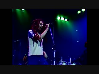 Bob Marley ❌ The Wailers - Is This Love (Live)