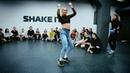 DANCEHALL CHOREO ON APE DRUMS FT. DOUGIE F - GO CRAZY