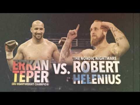 Fight Night Champion Эркан Тепер - Роберт Хелениус (Erkan Teper - Robert Helenius)