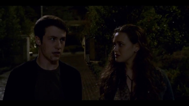 13 REASONS WHY - CLAY JENSEN AND HANNAH BAKER GOING TO BRYCE'S (Katherine Langford, Dylan Minette)
