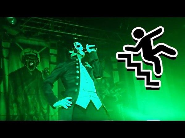 Ghost - Mummy Dust [Papa Falls off Stage] - Leeds O2 Academy - Mar 28th 2017