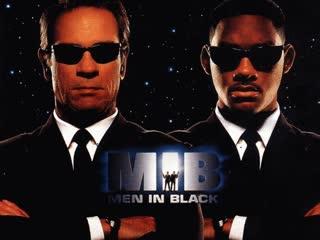 ? Люди в черном / Men in Black (все части) ?