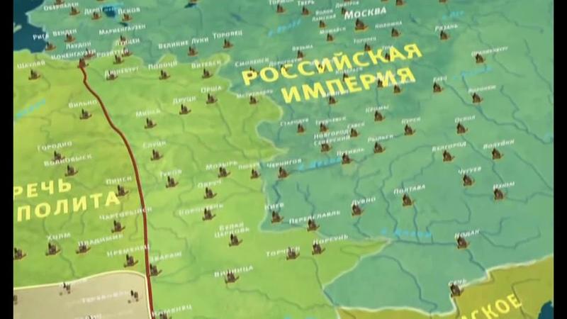 второй раздел Польши 1793