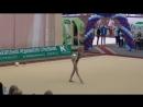 Алина Ермолова - мяч финал Спартакиада 2015