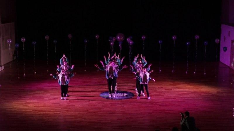 Отчетный концерт - ПАРАД ПЛАНЕТ - FS dance studio (Minsk) - Dmitrii Bogachenko - YoungCrew