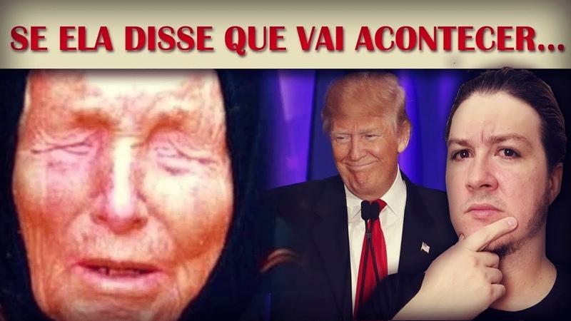 Previsões de BABA VANGA para 2019! TRUMP, PUTIN, FIM DO MUNDO e Mistério do YETI... ALMANAQUE!