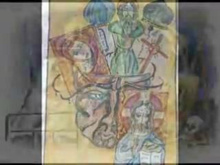 Рисунки Душевно больных (240p)