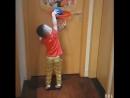 Punch-free детский баскетбольный обруч в помещении висит дома стрельба ребенка может подняться 2-5-10 лет мальчик игрушка - Taob