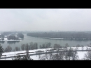 Tuna View from Beograd Castle- SERBIA