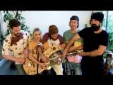 Самый креативный кавер песни Maroon 5 - Girls Like You от Walk off the Earth