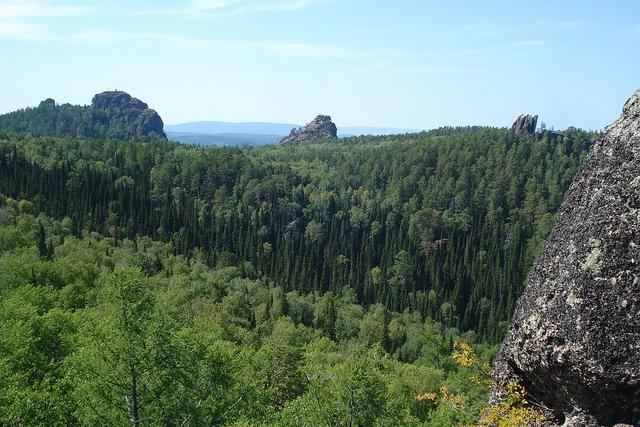Топ-5 красивейших мест России.