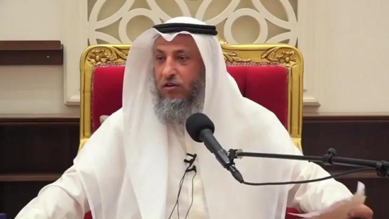 الإيمان يزيد و ينقص عثمان الخميس